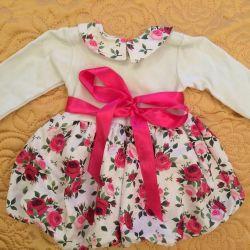 Dress 3-6 months.