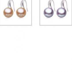 Cercei. Perle naturale