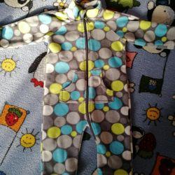 Crockid fleece jumpsuit