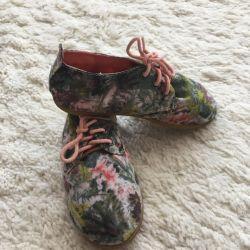 Zara pantofi de pânză