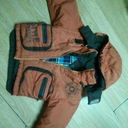 Jacket for villas, villages, walks