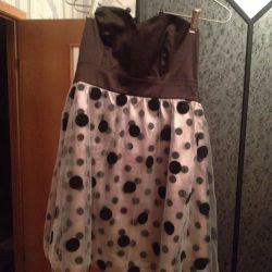 Платье- корсет