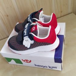 Indigo sneakers new, free shipping