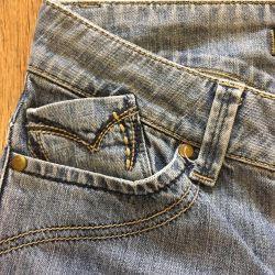 Jeans în stare perfectă