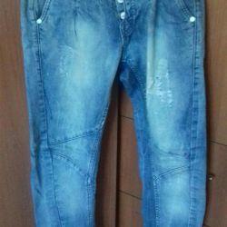 Jeans boyfriend hummer