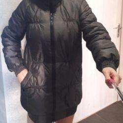 Χειμερινό σακάκι 44-48