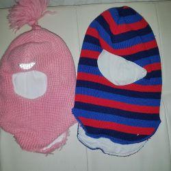 Caps - helmets
