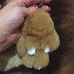 Tavşanın Anahtarlık