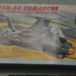 Model team helicopter RAH-66 Comanche Italeri