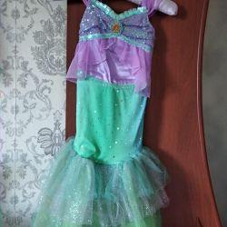 Платье Disney Ариэль