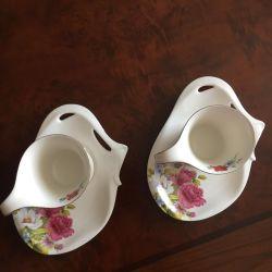 Cupe cu farfurioare