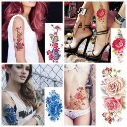 Татуировки новые.