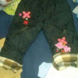 ζεστά παντελόνια 3g