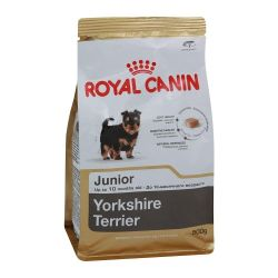 Royal Canin Food για το κουτάβι του Yorkshire Terrier