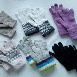 Eldivenler, eldivenler, eşarplar