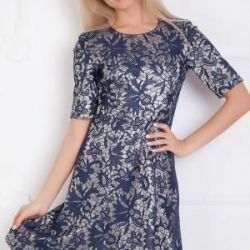 Second-hand dress in excellent condition on the size 48-50