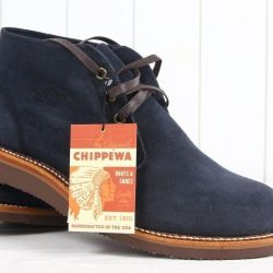 🇺🇸 Οι μπότες της CHIPPEWA στις ΗΠΑ 43 και 44