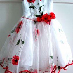 Fantezi elbise yüksekliği 104-116'dır.