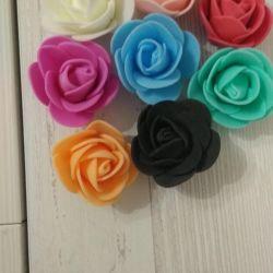 Rose from foamiran