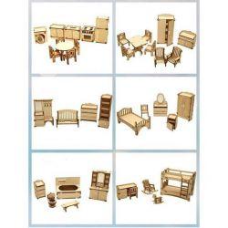 Dollhouse için mobilya