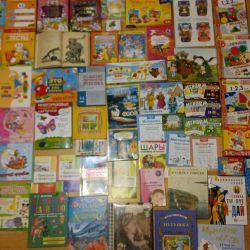 Детскии книги сказки цифры буквы развивающии