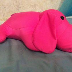 Doggy antistress pillow