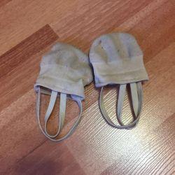 Half - socks for girls