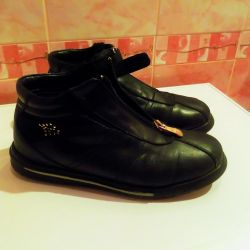 ботинки Laura Biagiotti, натуральная кожа