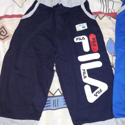 Shorts long 5-8 and 9-12 years