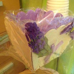 Vase de flori noi