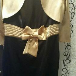 φόρεμα και μπολερό