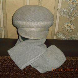 cap + scarf