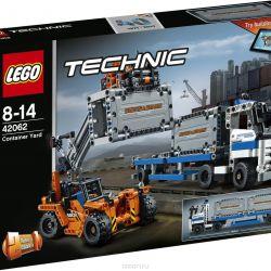 LEGO Technic Constructor Container Terminal