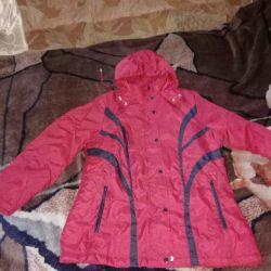 Sports jacket female new r. L