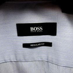 Yeni gömlek Hugo Boss