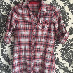 Рубаха удлиненная