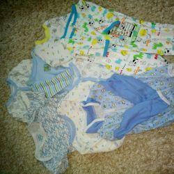 Вещи на малыша для дома