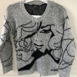 Sweater cardigan new