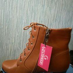 Новые ботиночки женские в коробке
