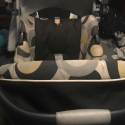 Strollers and car seat with base