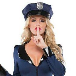 new cap policeman