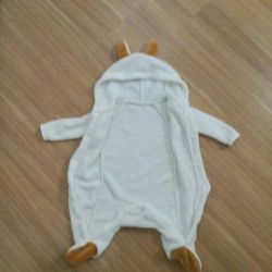 Overalls for infants 0-3 months 62