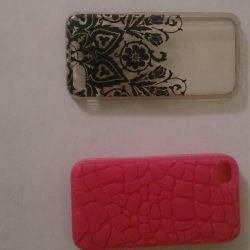 Cazul pentru iPhone 4 și 5