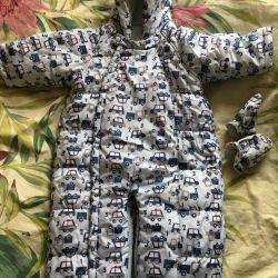 Jumpsuit άνοιξη-πτώση Mothercare
