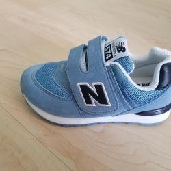 πάνινα παπούτσια NB
