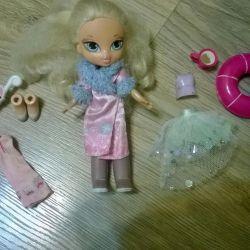 Bratz doll with accessories