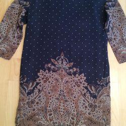 Massimo Dutti dress, shirt 500