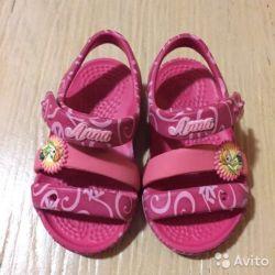 Crocs sandalet çocuklar