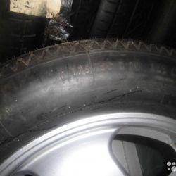 Spare wheel (dokatka-banana) continental