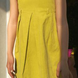 Kızlar için elbise Beneton 6-7years